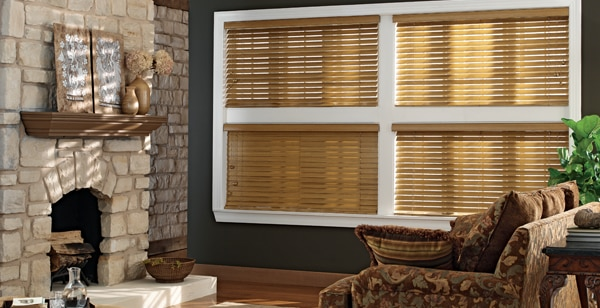traditional window treatments in a New Jersey home