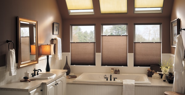 skylight shades are perfect for screening out Florida sun