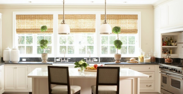 Your Kitchen Can Be The Star Of Your Home With These Four Kitchen Window  Treatment Ideas. If You Are Like My Family, It Is Everyoneu0027s Favorite Place  To Be, ...