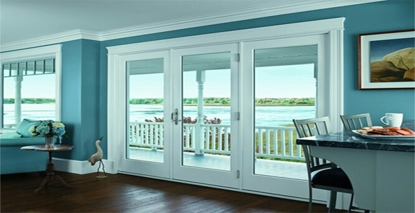 Patio Door Window Treatment Ideas For Summertime