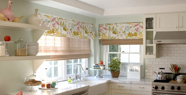 Fabulous kitchen window treatment ideas be home for Fabulous kitchens