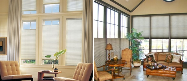 Motorized Shades For Ultra Tall Windows