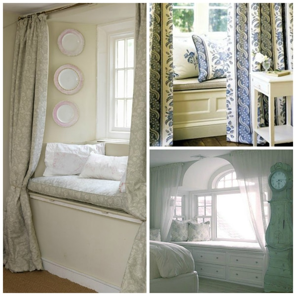 Window Seats Are A Luxurious Home Addition That Work In Any Area Try Accentuating Yours With One Of These Fabulous Treatment Ideas For Snug