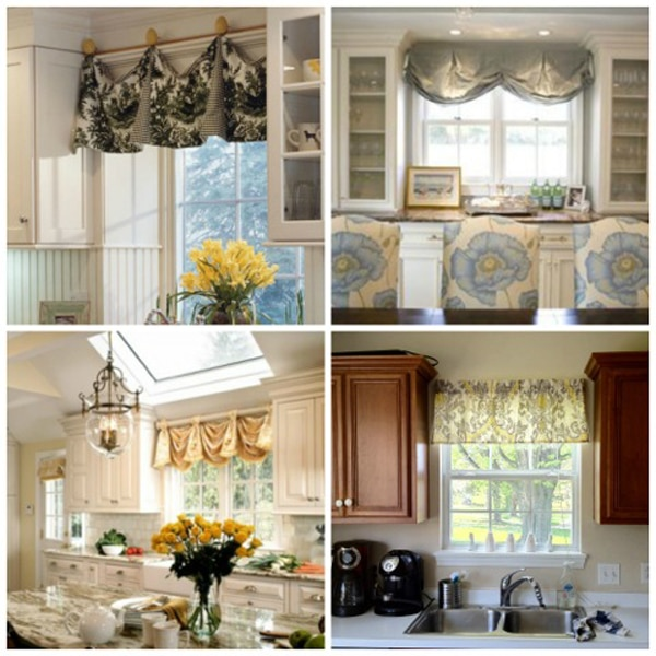 Small Kitchen Window Treatments