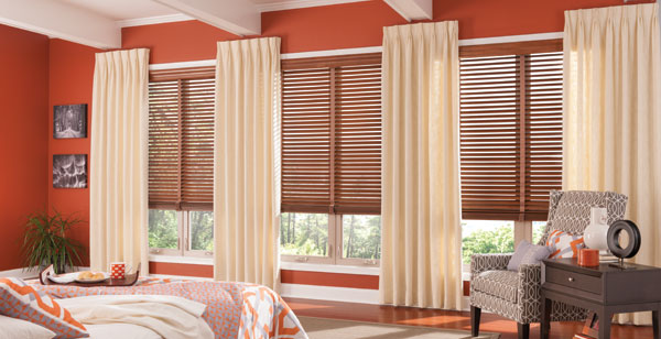 Curtains Ideas curtains for casement windows : A Perfect Window Treatment For Every Window - Blindsgalore Blog