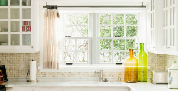 Reimagine Kitchen Curtains - Blindsgalore Blog