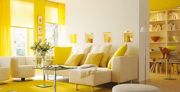 Rooms That Shine With Color
