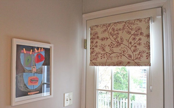 How To Hang Roller Shades
