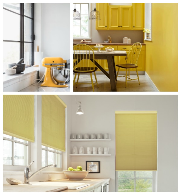 Source: Pinterest, Amazon, Kellie Clements Simply Chic Cellular Shade