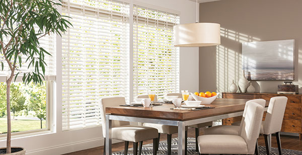 How To Cut Faux Wood Blinds That Are