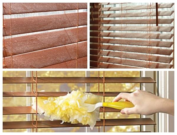 Jessica Color, Klean Freaks LA, Clean Faux Wood Blinds