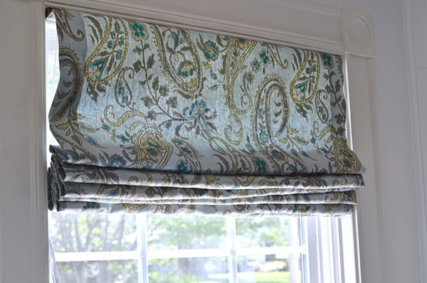 How To Make Roman Shades Using Mini Blinds Blindsgalore Blog