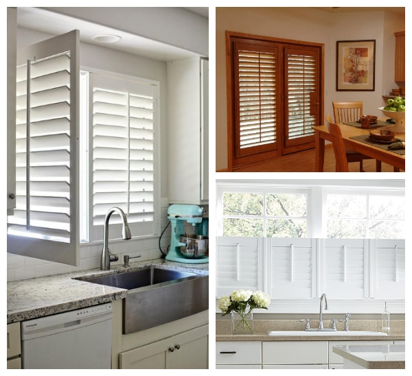 How To Choose The Best Kitchen Window Treatments Blindsgalore Blog