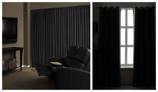 How Blackout Curtains Help You Sleep Filter Light And Save Money