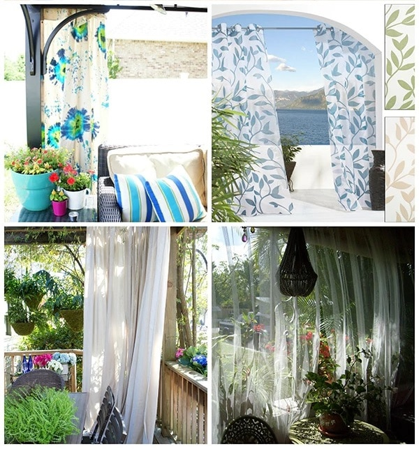 Three Considerations When Selecting Outdoor Curtains Blindsgalore Blog
