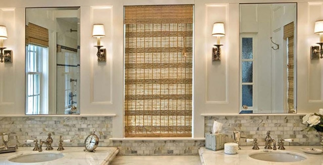 Bathroom Window Treatments To Match Your Style ...