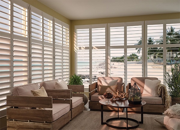 Source: Faux Wood Shutters from Blindsgalore