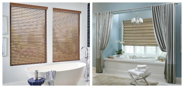 Source: Blindsgalore Bathroom Window Treatments