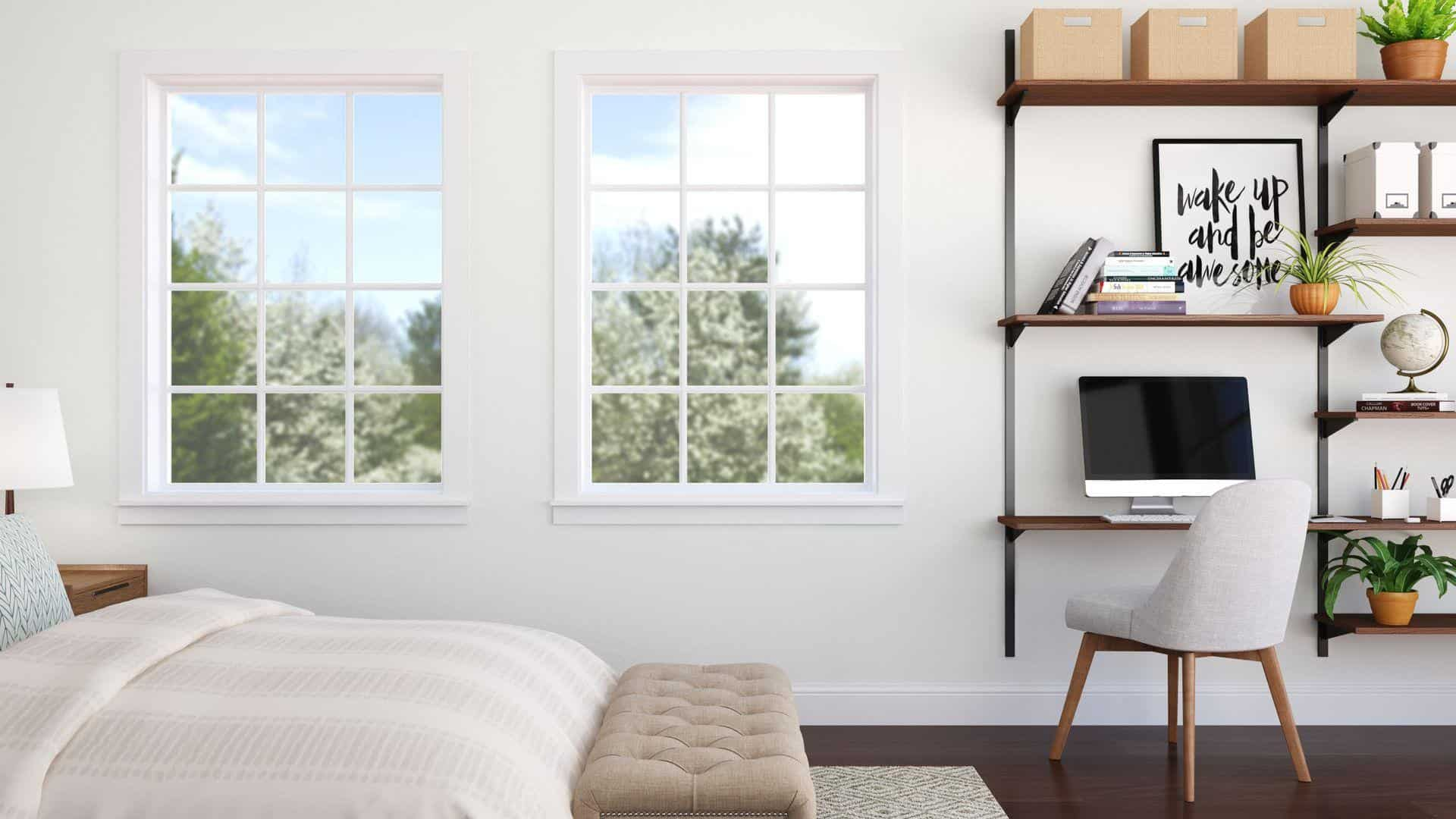 Bali® Tailored Roman Shades   Solid Colors